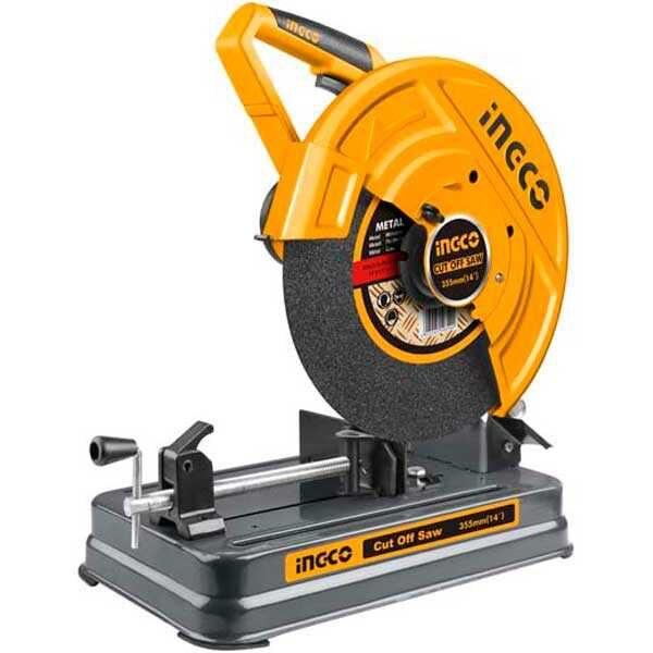 2350W 220-240V 0-3800rpm Cut Off Saw Machine Ingco Brand COS35538