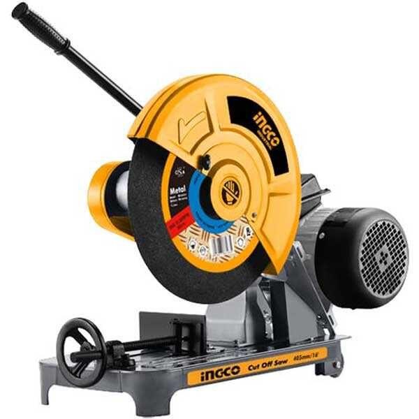 220-240V 2280rpm Industrial Cut Off Saw Machine Ingco Brand COS4051