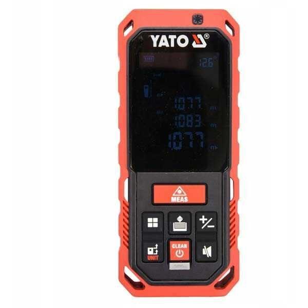 60m Laser Distance Meter Yato Brand Yt-73127