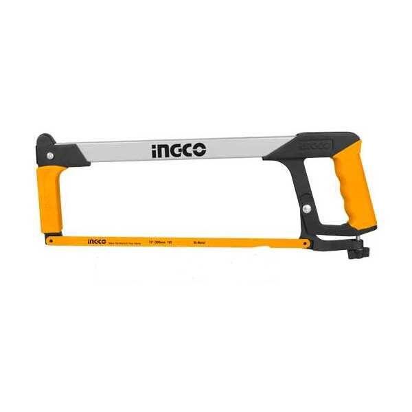 12 Inch Heavy Duty Hacksaw Ingco Brand HHF3008