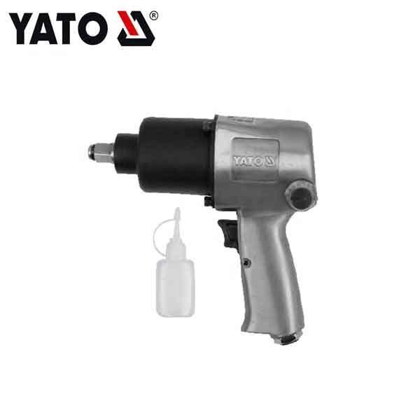 "1/2"" Drive 550Nm Air Impact Wrench (Twin Hammer) Yato Brand YT-09511"