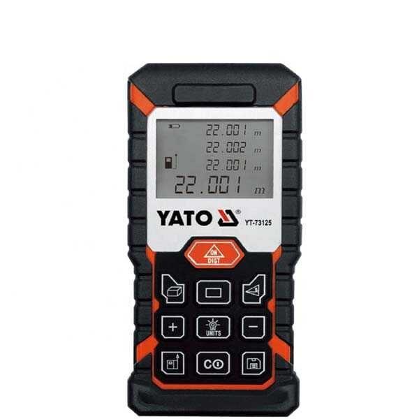 40m Laser Distance Meter Yato Brand Yt-73125