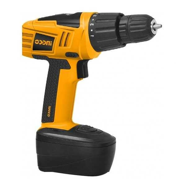12V 550rpm Cordless Drill Machine Ingco Brand