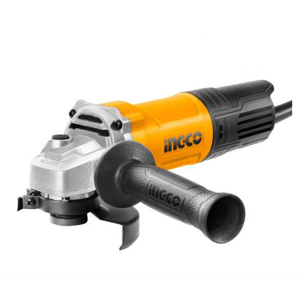 750W 12000rpm 100mm Angle Grinder Ingco Brand AG750282