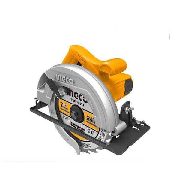 1200W 5000RPM Circular Saw Ingco Brand CS18518