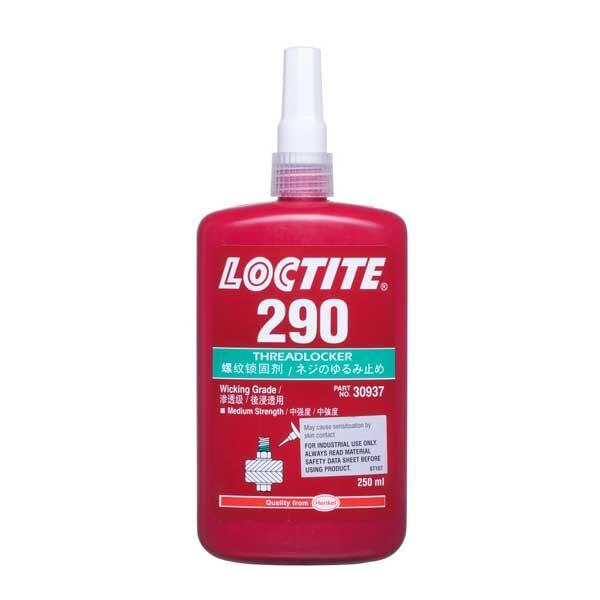 Henkel Loctite 290 medium strength Thread-locking fluid Adhesive