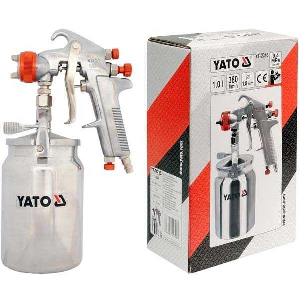 1.8 mm Industrial Air Spray Gun Yato Brand YT-2346
