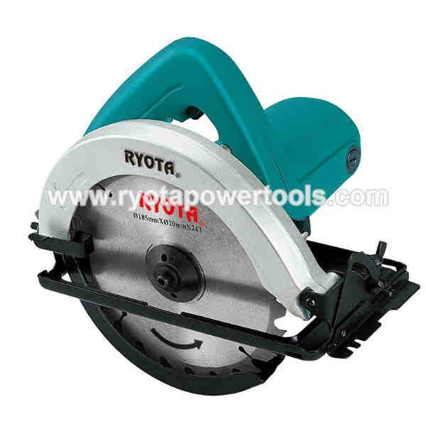 1050W 220V 4700rpm Circular Saw Ryota Brand