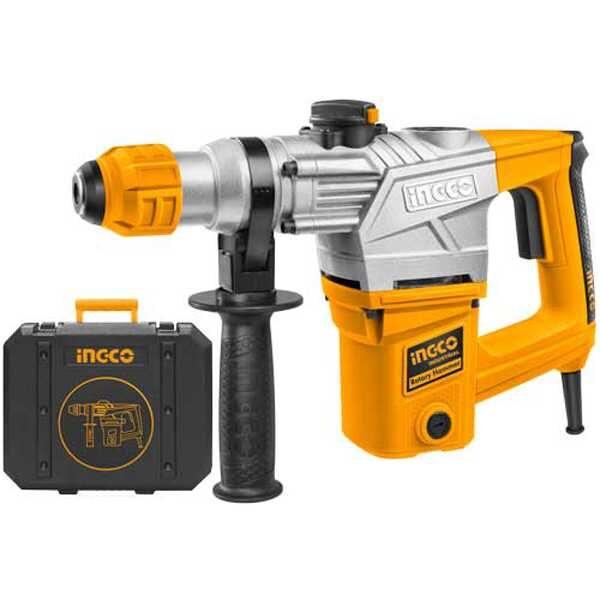 1050W 900rpm SDS MAX Rotary Hammer Drill Machine Ingco Brand RH10508