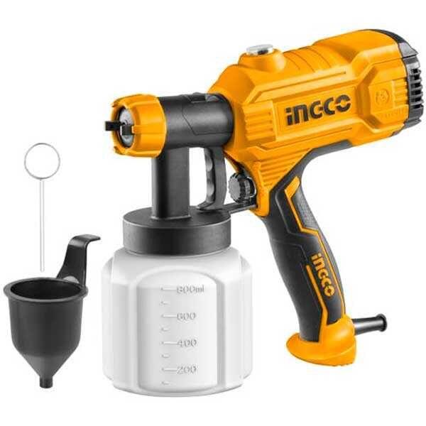 450W Electric Spray Gun Ingco Brand SPG3508