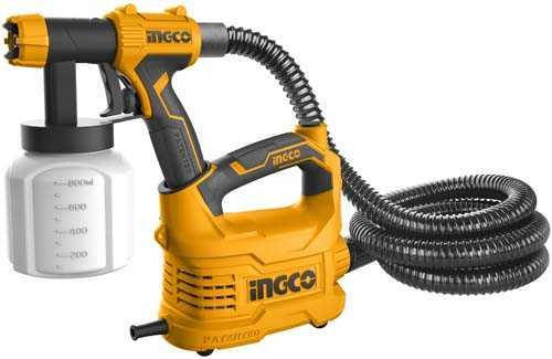 500W Industrial Floor based  Spray Gun Ingco Brand SPG5008