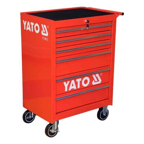 6 Drawers Roller Cabinet Yato Brand YT-0913