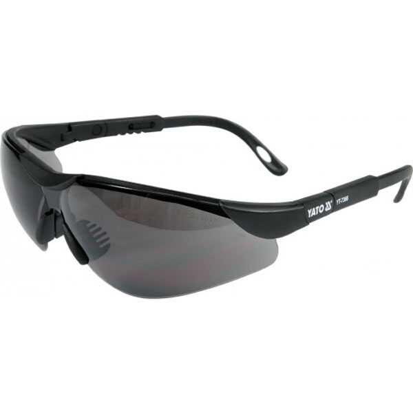 Black Color Safety Goggle Glass Yato Brand YT-7366