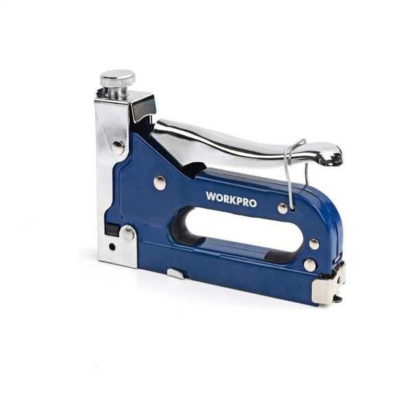 3-IN-1 Heavy Duty Staple Gun Workpro Brand W023002