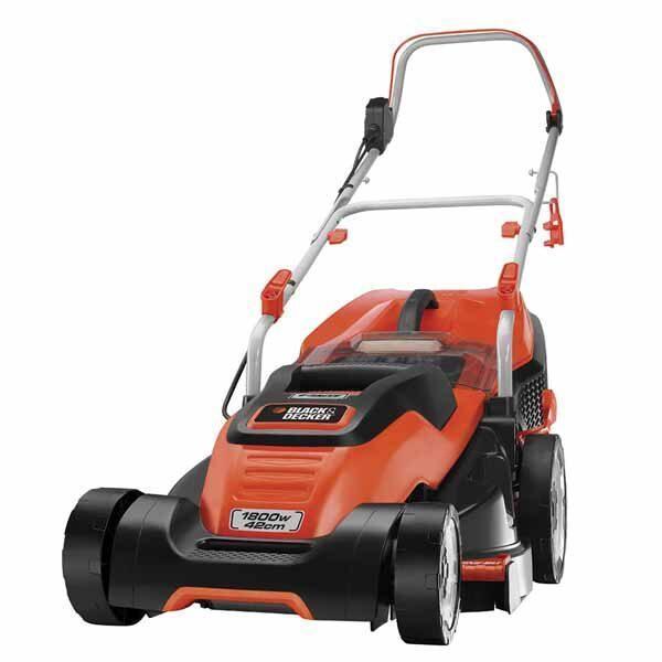 1800W 42cm Electric Rotary Lawn Mower Black & Decker Brand (Grass Cutter)  EMAX42I