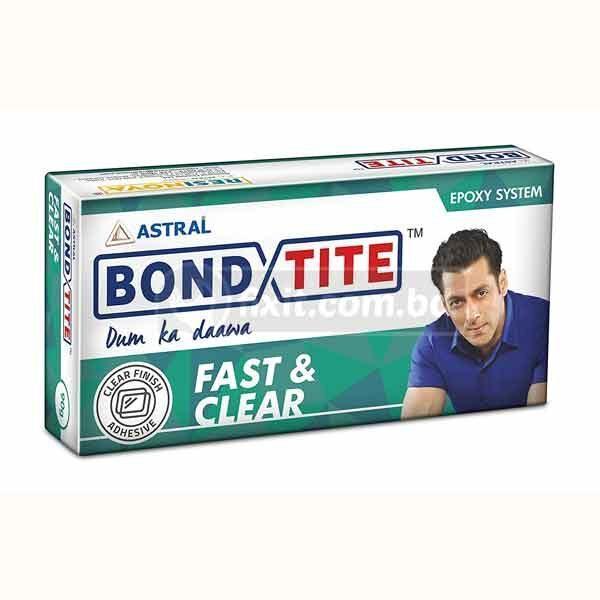 First and Clear Epoxy Glue Bondtite Brand