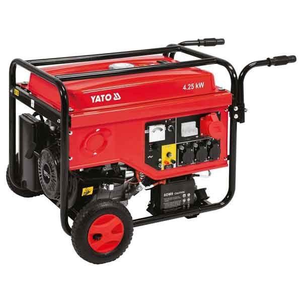 5500W 400V Generating Set Three-Phase Yato Brand 85460