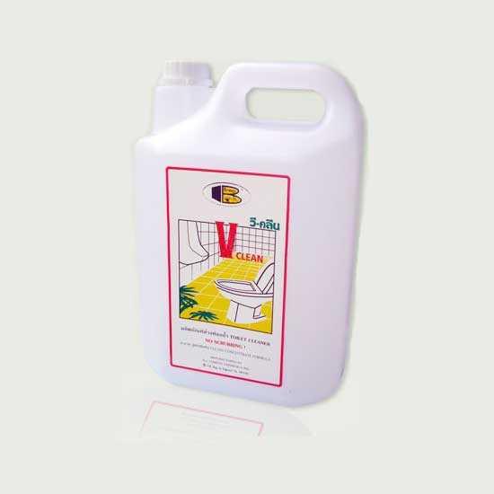 V-Clean 5 Liter Toilet Cleaner Bosny Brand