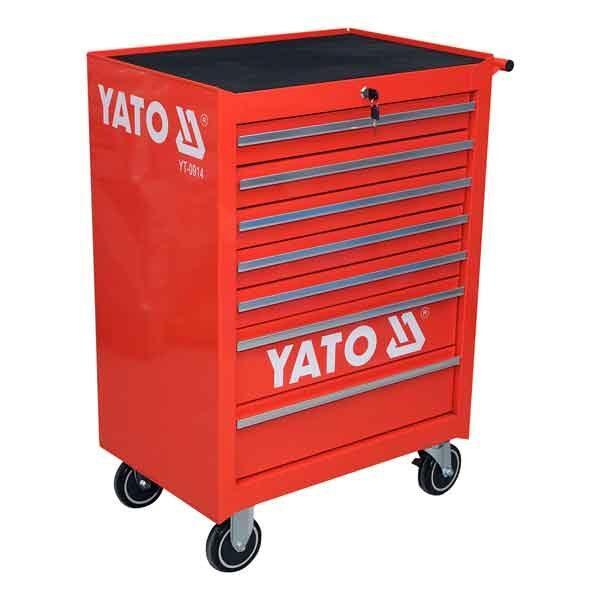 7 Drawers Roller Cabinet Yato Brand YT-0914