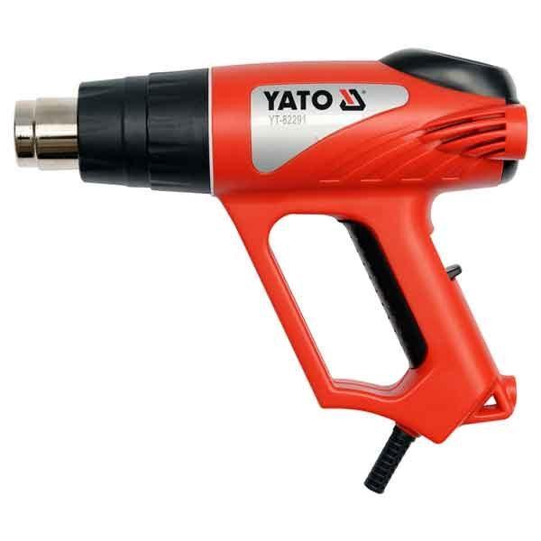 2000W Hot Air Gun With Accessories Yato Brand 82291