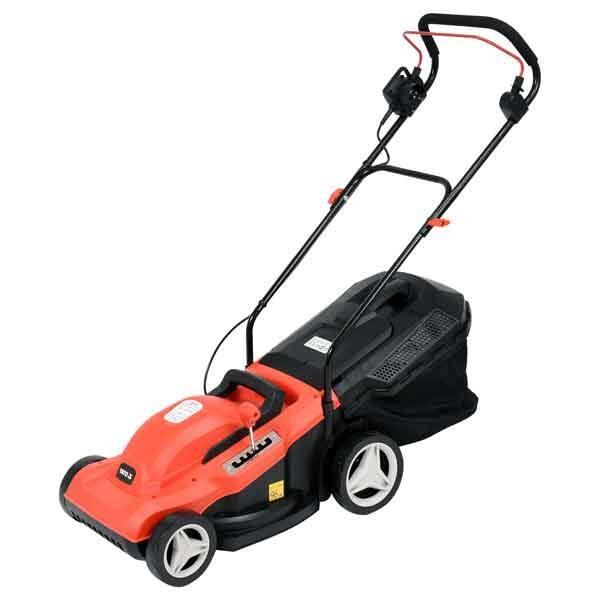 1800W 3300rpm 380mm 50L Electric Lawn Mower Yato Brand YT-85205